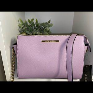 STEVE MADDEN Lavender purse